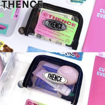 ★THENCE★SEWING MINI POUCH_GLITTER【追跡送料込】