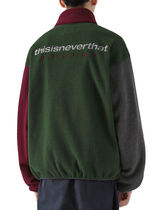 [thisisneverthat] DSN Fleece Jacket Multi