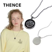 【THENCE】韓国発★ 20fw 新作 Pendent Necklace