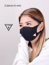 GUESS ゲス TRIANGLE ロゴ マスク 2枚セット