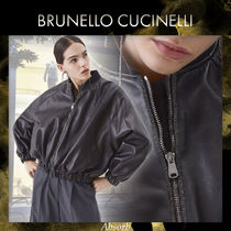 【20AW NEW】 BRUNELLO CUCINELLI_women / ボンバージャケット /