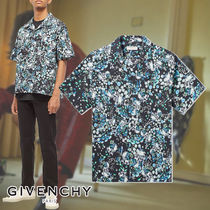 GIVENCHY☆SHORT SLEEVE FLORAL HAWAIIAN SHIRT シャツ 花柄