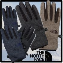 ★関税込★THE NORTH FACE★UNI HIKING KNIT GLOVE★