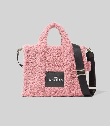 MARC JACOBS ハンドバッグ ☆送料関税込み☆ MARC JACOBS THE TEDDY 2WAYトートバッグ 新作(7)