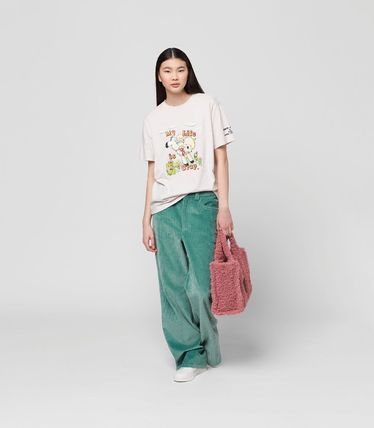 MARC JACOBS ハンドバッグ ☆送料関税込み☆ MARC JACOBS THE TEDDY 2WAYトートバッグ 新作(8)