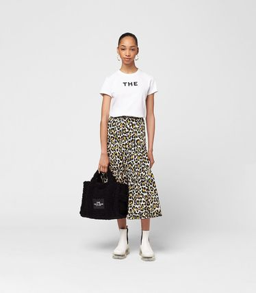 MARC JACOBS ハンドバッグ ☆送料関税込み☆ MARC JACOBS THE TEDDY 2WAYトートバッグ 新作(13)