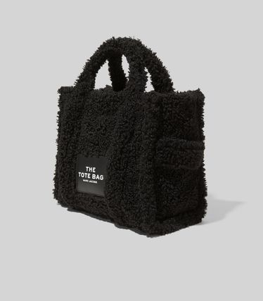 MARC JACOBS ハンドバッグ ☆送料関税込み☆ MARC JACOBS THE TEDDY 2WAYトートバッグ 新作(14)