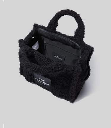 MARC JACOBS ハンドバッグ ☆送料関税込み☆ MARC JACOBS THE TEDDY 2WAYトートバッグ 新作(15)