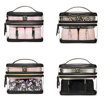 Victoria's Secret★4in1Train Case 旅行ポーチセット
