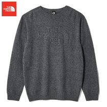 日本未入荷★THE NORTH FACE★M'S MERINO AIRWOOL CREW