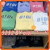 ★5252 BY oioi★ 2020 SIGNATURE HOODIE