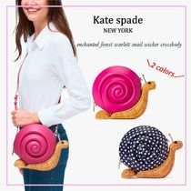【国内発送】enchanted scarlett snail wicker crossbodyセール