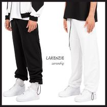 LAKENZIE*EVERYDAY ジョガーパンツ*Black*White*送料込
