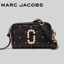 MARC JACOBS QUILTED SOFTSHOT 17