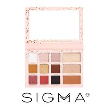 Sigma(シグマ) アイメイク SIGMA♢THE ESSENTIALS PALETTE with Stephanie Lange
