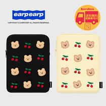 earpearp Dot cherry bear-ipad pouch BBH317 追跡付