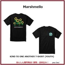 Marshmello(マシュメロ) キッズ用トップス 【Marshmello】KIND TO ONE ANOTHER T-SHIRT (YOUTH)