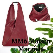 【MM6 Maison Margiela】 Japanese Drawstring ショルダーバック