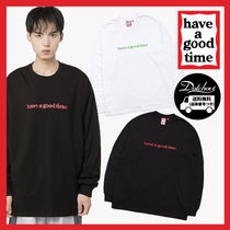have a good time Side Logo L S Tee NE2580 追跡付