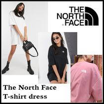 ★AU発送★THE NORTH FACE**T-shirt ワンピ**