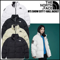 【THE NORTH FACE 】20-21新作★M'S SNOW CITY T-BALL JACKET★