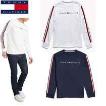 Tommy Hilfiger(トミーヒルフィガー) Tシャツ・カットソー 特別価格!Tommy Hilfiger  LONG-SLEEVE STRIPE T-SHIRT