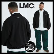 LMC SWEAT HARRINGTON JACKET YJ323 追跡付