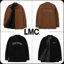 [ LMC ] ★ 韓国大人気 ★CORDUROY PADDED SHIRTS JACKET