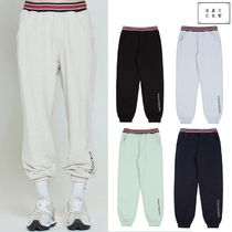 ROMANTIC CROWN★STRIPE BANDING JOGGER PANTS 5色