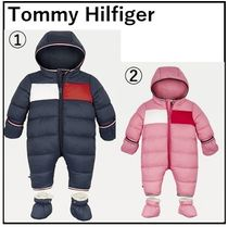 【Tommy Hilfiger】TH BABY PUFFER SNOWSUIT 2色