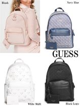 GUESS*Naya Faux-Leather Backpack*コインポーチ付き♪