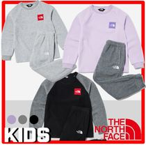 ☆人気☆THE NORTH FACE☆K'S ECO FLEECE LOUNGEWEAR SET☆