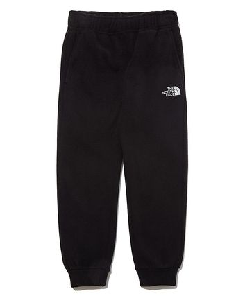 THE NORTH FACE キッズ用トップス ☆人気☆THE NORTH FACE☆K'S ECO FLEECE SNAP R TEE SET☆(7)