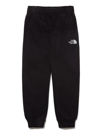 THE NORTH FACE キッズ用トップス ☆人気☆THE NORTH FACE☆K'S ECO FLEECE SNAP R TEE SET☆(18)