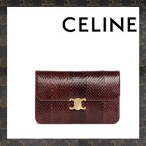 【CELINE】☆20AW☆ トリオンフポーチ