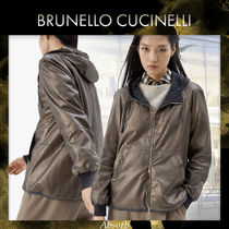 【20AW NEW】 BRUNELLO CUCINELLI_women / スエードトップウェア