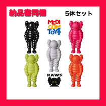 KAWS WHAT PARTY by MEDICOM TOY PLUS カウズ フィギュア 5体SET