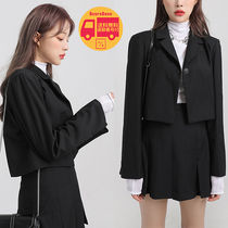 ASCLO(エジュクロ) ジャケット our_uniform Combine One Button Jacket BBN1555 追跡付