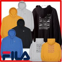 ★BTS 着用★人気★【FILA】★Overfit Small Suity Hoodies★4色
