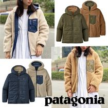 Patagonia(パタゴニア) キッズアウター 【Patagonia】☆Boys' Reversible Ready Freddy Hoody☆ 4color!