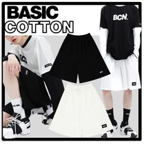 ☆送料・関税込☆BASIC COTTON☆BCN Wide Shorts☆兼用☆