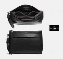 COACH☆新作メンズCarryall Pouch♪佐川発送 追跡付♪送料込み!!