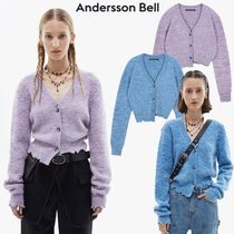 ANDERSSON BELL★日本未入荷 韓国 LUA ALPACA DAMAGED CARDIGAN