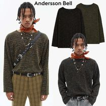 ★ANDERSSON BELL★日本未入荷 韓国 LONDON BOAT NECK PULLOVER