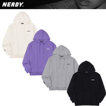 ★20-21AW★NERDY★ESSENTIAL PULLOVER HOODIE_4色