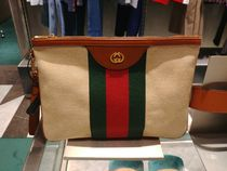GUCCI ヴィンテージキャンバスポーチ 576053