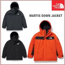 [THE NORTH FACE] MARTIS DOWN JACKET★優れた保温性★