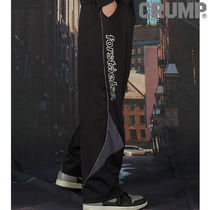 Crump(クランプ) パンツ ★CRUMP★sutil wide track pants (CP0158)★正規品/直送料込