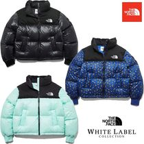 ★THE NORTH FACE★W'S NOVELTY NUPTSE DOWN JACKET