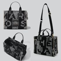 【国内発送】 MARC JACOBS THE BLANKET SMALL TRAVELER TOTE BAG
